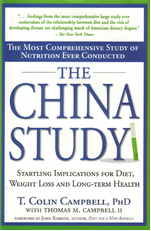 """The China Stidy Book"""